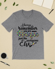 You Are Unique Just Like Everyone Else Classic T-Shirt lifestyle-mens-crewneck-front-19