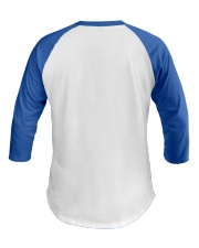 Im A Bookaholic On The Road To Recovery Baseball Tee back