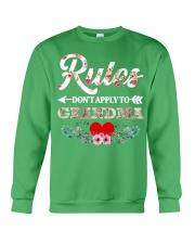 Rules Don't apply to Grandma - Limited Editition Crewneck Sweatshirt tile