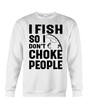 I fish Crewneck Sweatshirt thumbnail