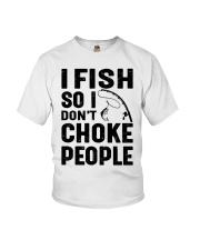I fish Youth T-Shirt thumbnail