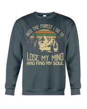 Lose My Mind And Find My Soul Crewneck Sweatshirt thumbnail