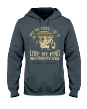 Lose My Mind And Find My Soul Hooded Sweatshirt thumbnail