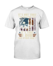 It's Not That I Can And Others Cant Veteran Classic T-Shirt thumbnail