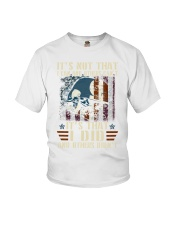 It's Not That I Can And Others Cant Veteran Youth T-Shirt thumbnail