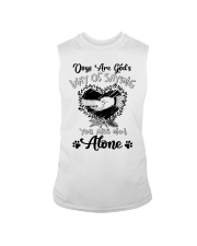 Way Of Saying You Are Not Alone Sleeveless Tee thumbnail