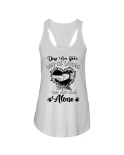Way Of Saying You Are Not Alone Ladies Flowy Tank thumbnail