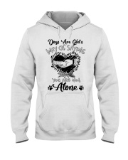 Way Of Saying You Are Not Alone Hooded Sweatshirt thumbnail