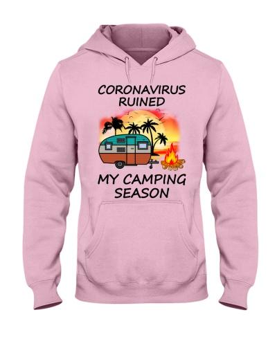 Coronavirus ruined - My camping season