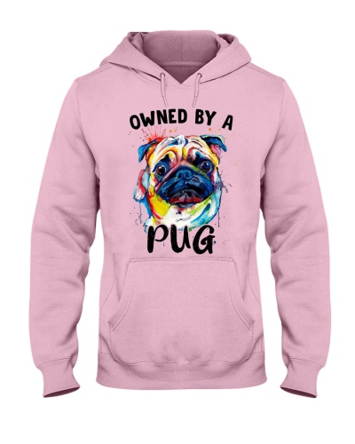 Owned by a Pug