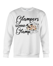 Glampers Gonna Glamp Crewneck Sweatshirt thumbnail