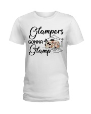 Glampers Gonna Glamp Ladies T-Shirt thumbnail