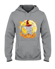 Elephant Dabbing - Halloween Hooded Sweatshirt thumbnail