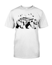 Bear adventure Classic T-Shirt tile