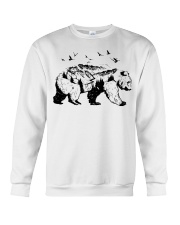 Bear adventure Crewneck Sweatshirt tile
