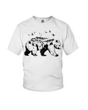 Bear adventure Youth T-Shirt tile