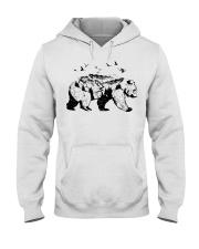 Bear adventure Hooded Sweatshirt front
