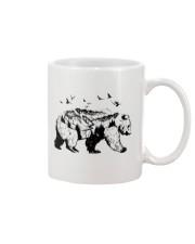 Bear adventure Mug tile