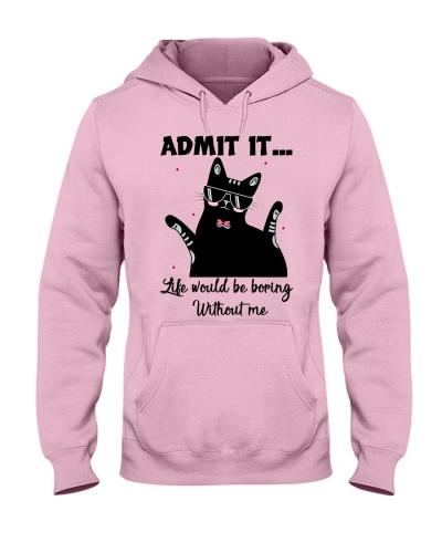 Admit it Cat