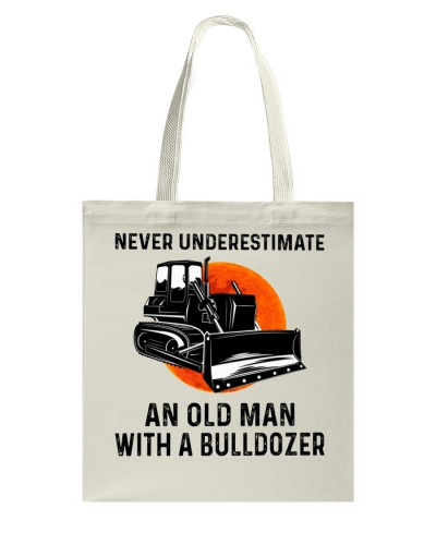 Never underestimate bulldozer