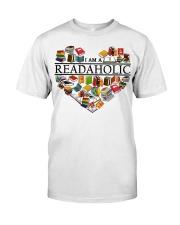 I am a Read Aholic Classic T-Shirt thumbnail