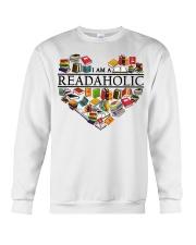 I am a Read Aholic Crewneck Sweatshirt thumbnail