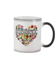 I am a Read Aholic Color Changing Mug thumbnail