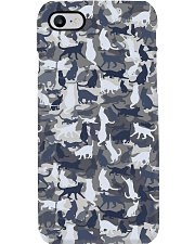 Cat camo Phone Case thumbnail