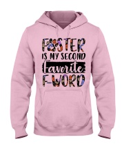 Foster is my second favorite Fword Hooded Sweatshirt front
