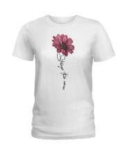 Stronger Than Cancer Ladies T-Shirt thumbnail