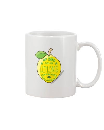 Lemoncello - Lemonade - Lemons