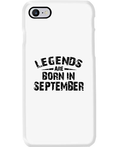 Legend Are Born in September