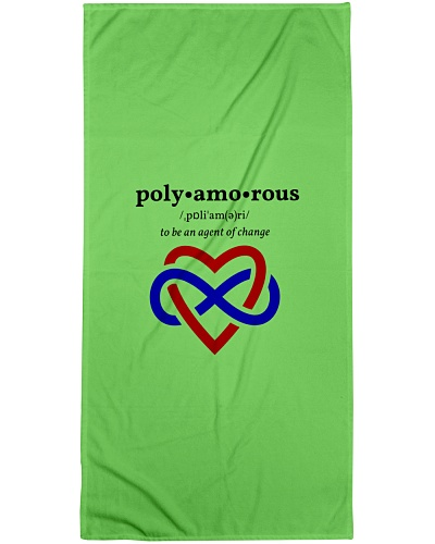Polyamorous - an agent of change