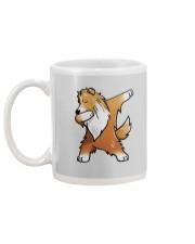 Lions coffee mug Mug back