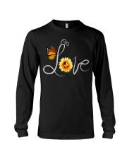 Limited Editions Long Sleeve Tee front