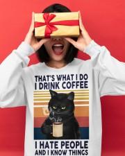 Love Cat Crewneck Sweatshirt apparel-crewneck-sweatshirt-lifestyle-front-18
