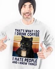 Love Cat Crewneck Sweatshirt apparel-crewneck-sweatshirt-lifestyle-front-33