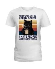 Love Cat Ladies T-Shirt thumbnail