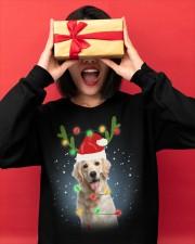 Labrador Christmas Crewneck Sweatshirt apparel-crewneck-sweatshirt-lifestyle-front-18
