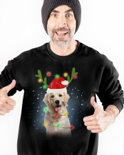 Labrador Christmas Crewneck Sweatshirt apparel-crewneck-sweatshirt-lifestyle-front-33