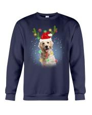 Labrador Christmas Crewneck Sweatshirt tile