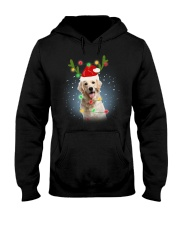 Labrador Christmas Hooded Sweatshirt thumbnail