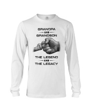 Grandpa and Grandson Long Sleeve Tee thumbnail