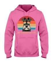 Best Schnauzer Dad Ever Gift t Shirt Hooded Sweatshirt thumbnail