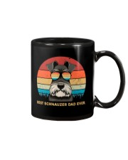 Best Schnauzer Dad Ever Gift t Shirt Mug thumbnail