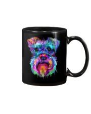 Schnauzer Art Gift t Shirt Mug thumbnail