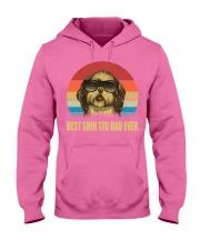 Best Shih Tzu Dad Ever Gift t Shirt Hooded Sweatshirt thumbnail
