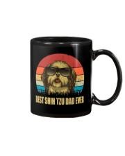 Best Shih Tzu Dad Ever Gift t Shirt Mug thumbnail