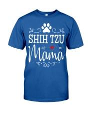 shih tzu mama Classic T-Shirt thumbnail
