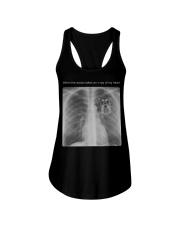 schnauzer When The Doctor Take An X-Ray Ladies Flowy Tank thumbnail